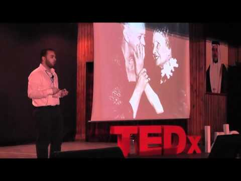 The glass of water theory: Alaa Alqaisi at TEDxIrbid