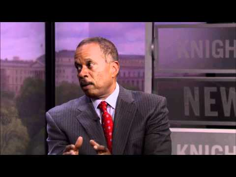 Juan Williams explains why Walter Cronkite would not be a part of today's media.