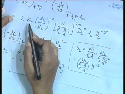 Mod-01 lec-23 Lecture-23-Separated Flow Model