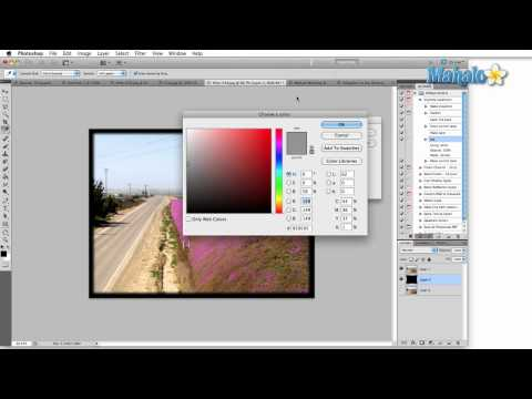 Learn Adobe Photoshop - Actions Panel