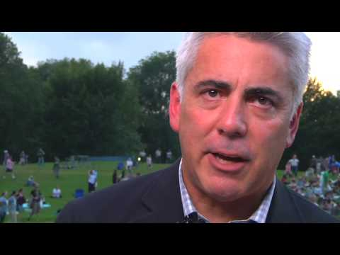 The National Parks Concert/Celebration at Central Park | Adam Arkin interview