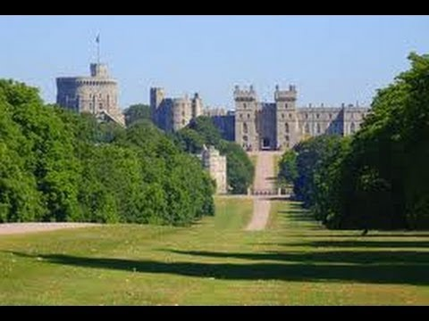 Windsor Castle-England-visit