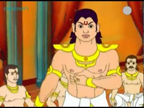 How Shri Krishna Comes To Draupadi's Rescue In English