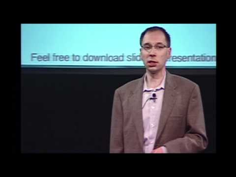 TEDxNewWallStreet - Kenneth Kruszka - The Meaning of Money in a Mobile World