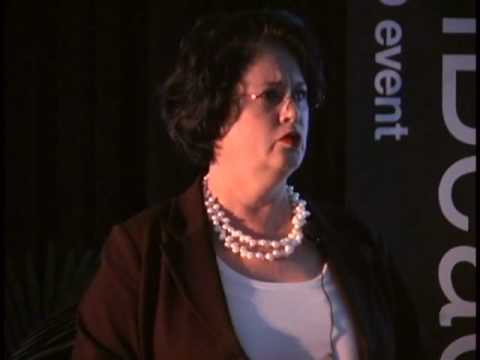 TEDxManhattanBeach - Linda Reinstein - Turning Anger Into Action