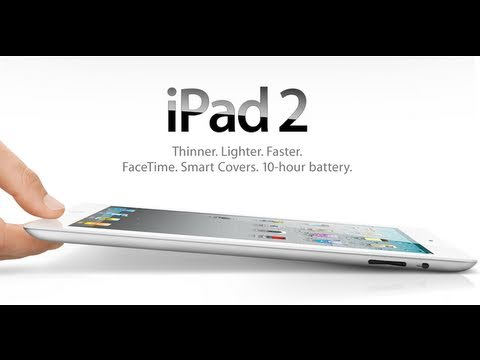 iPad 2 & iOS 4.3 Full Event Recap