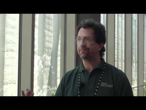 Interview with Sean Deuby at TechEd 2011