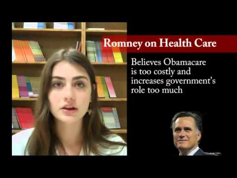 Teen Guide to the 2012 Election - Health Care