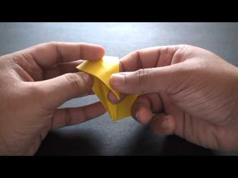 Origami Daily - 273 Easy Cat - TCGames [HD]
