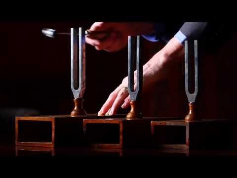 Tuning Forks on Resonators