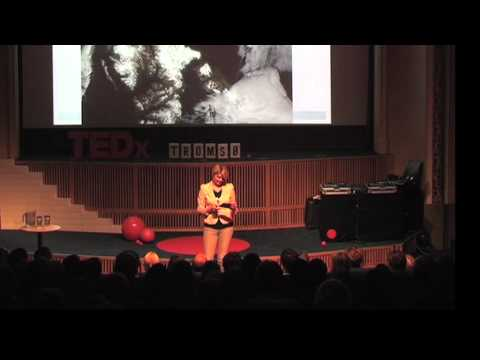 TEDxTromso - Nina Soleng - On the edge technology - observing earth from space