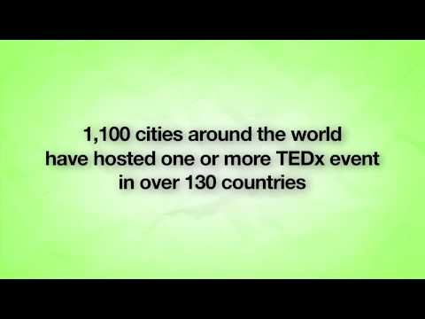 TEDx: A huge community makes a difference
