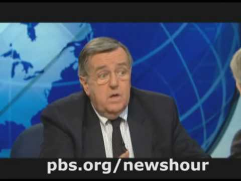 THE NEWSHOUR WITH JIM LEHRER | Shields and Brooks 12.12.08 | PBS