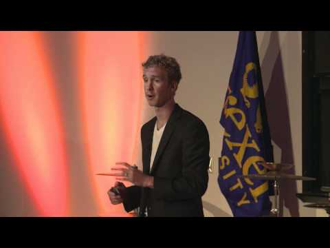 TEDxDrexelU - Tyler Hartung - Why Not quit your job and become a server?
