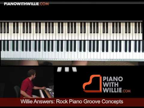 Introduction- Willie Answers: Rock Groove Concepts