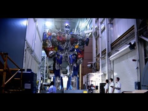 NASA | OPTIMUS PRIME and NASA Team Up To Raise Awareness of NASA Technology