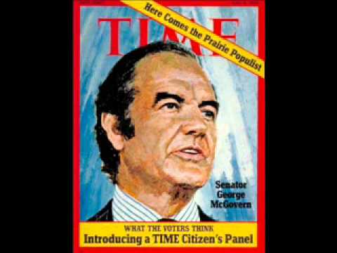 1972 Radio Ad for Democratic Presidential Candidate George McGovern