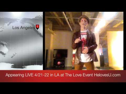 The Love Event in LA (2 FREE tickets)