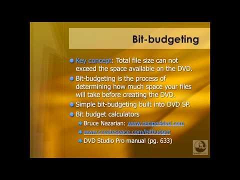 DVD Studio Pro: Choosing a DVD format | lynda.com