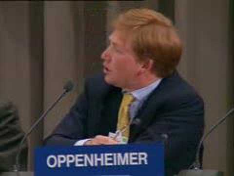 Davos Open Forum 2003 - Business in Areas in Turmoil
