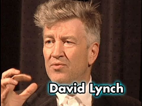 David Lynch On Communicating With Film