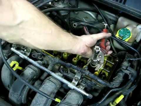 Spark Plug Tube Repair