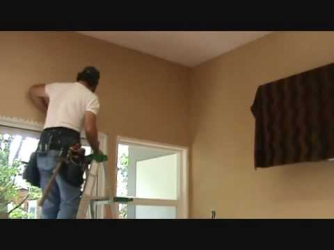 do This before skimming out a wall