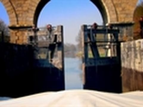 Big, Bigger, Biggest - Canal Lock