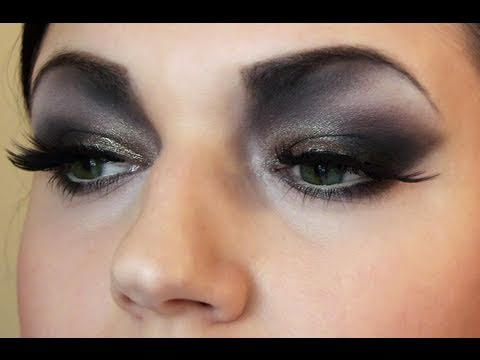 Edgy Sultry Party Makeup