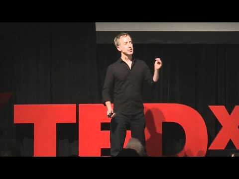 TEDxBigApple - John Geraci - The Disruptive Future of Cities