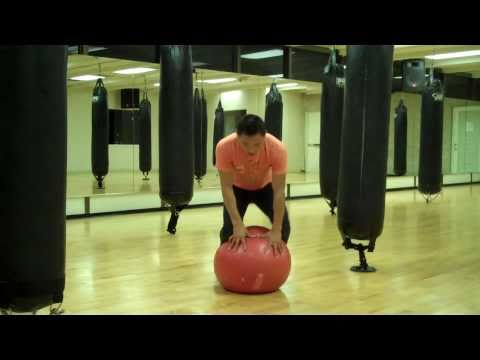 Wing Chun - Yoga Ball Chi Sau