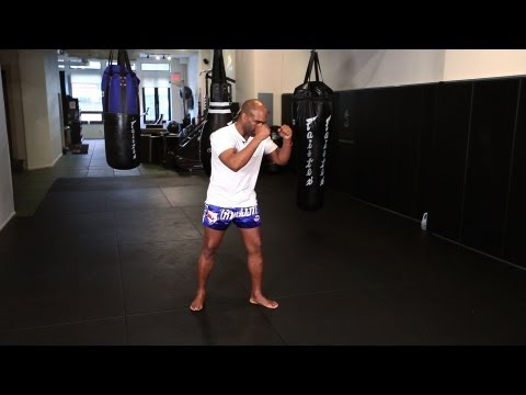 Shadow Boxing Warm-Up | Muay Thai Exercises | MMA