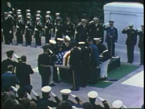 Interment Ceremony Of The Vietnam Unknown (1985)