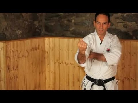 Karate Moves: Reverse Punch