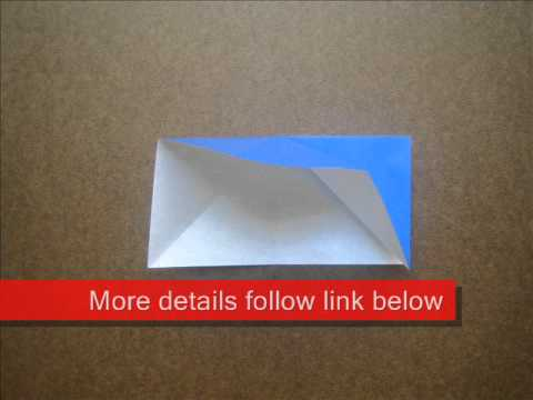 How to fold Origami Square Base - OrigamiInstruction.com