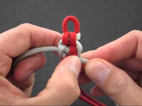How to Make a Secret River Bar (Paracord) Bracelet by TIAT