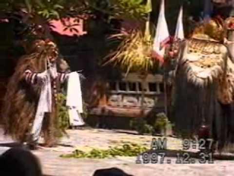 Barong Dance in Bali (3)