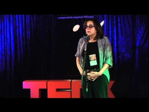 TEDxVilaMadá - Evangelina Vormittag - Exist a path to wellness?