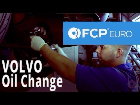 Volvo Oil Change (S60 Oil, Filter & Drain Plug) FCP Euro