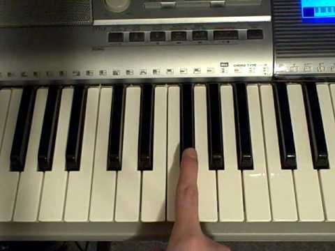 99 Luftballons By Nena Piano Lesson
