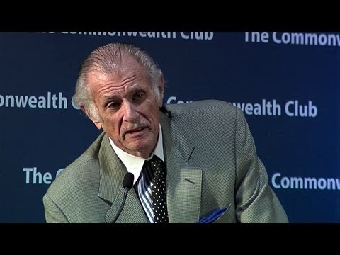 Frank Deford: 'The NCAA Cartel Is On Its Last Legs'