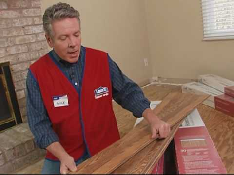 How to Install Laminate Floors in Your Home - Do It Yourself