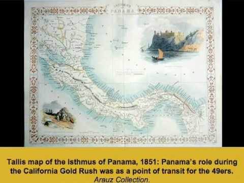 Early Cartography of Panama & Darien