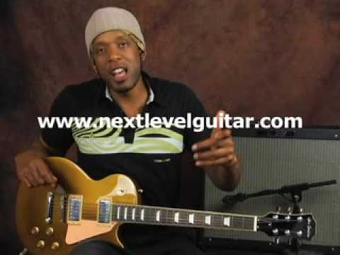 Electric guitar Glen Burton Gibson Les Paul Goldtop copy