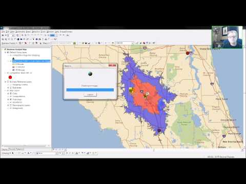 ESRI Trade AREAS Module 2 Part  3