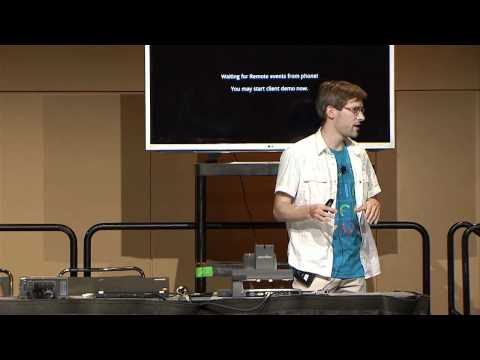 Google I/O 2012 - Command and Control in the Living Room - Building Second Screen Apps for Google TV