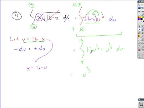 Calculus - Review of the First Fundamental Theorem