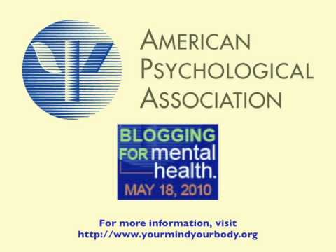 Mental Health Month Blog Party on May 18