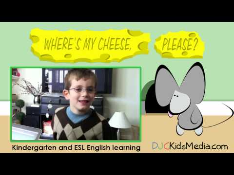 Kindergarten and ESL Learning English Easy Readers