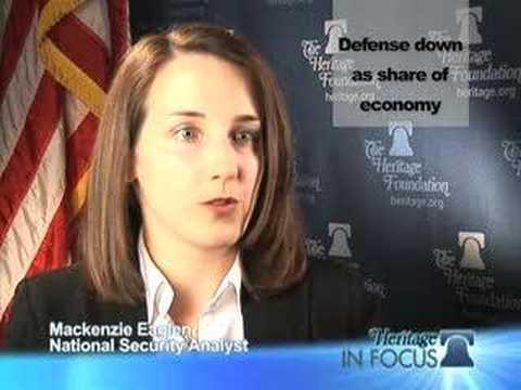 Heritage In Focus: Defense Spending: 4 Percent for Freedom